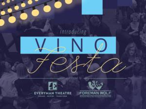 Baltimore Soul Sensation Bosley Joins Lineup for Everyman Theatre's VINO FESTA, 4/5