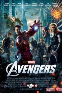 THE AVENGERS Remains Most Rented Film, Week Ending 10/20
