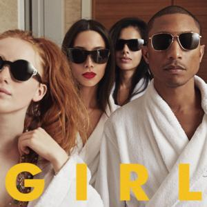 Top Tracks & Albums: Pharrell Williams' HAPPY Continues to Dominate iTunes' Top Singles, Week Ending 4/20