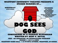 Westport Community Theatre's ETC Stages DOG SEES GOD Reading Tonight