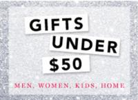 Daily Deal 11/24/12: Gifts Under $50 from Rue La La