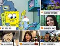 Nickelodeon Releases New App for Windows 8