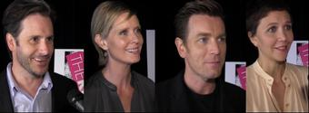 BWW TV: Ewan McGregor, Maggie Gyllenhaal & More Talk THE REAL THING; Opens on Broadway This October!