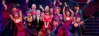 BWW TV: Tres Bien! Watch Highlights from GIGI on Broadway!
