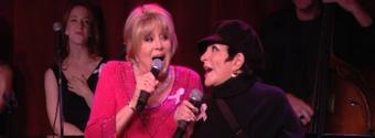 BWW TV Exclusive: Liza Minnelli, Nick Adams, Brian Stokes Mitchell & More Perform at Lorna Luft's PINK PARTY!