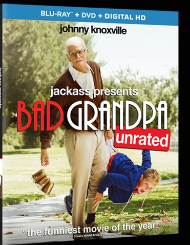 Johnny Knoxville Returns in All-New, Uncensored JACKASS PRESENTS: BAD GRANDPA .5