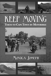 Monica Joseph Shares Motor-biking Adventure in New Book