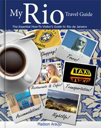 "Travel Guidebook ""My Rio Travel Guide"" is Released"