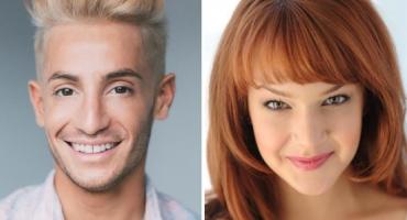 Frankie Grande, Lauren Zakrin to Join Broadway's ROCK OF AGES; Tony Nominee Constantine Maroulis Extends Run