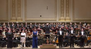 BWW Reviews: Heigh Ho, Silver. GUGLIELMO TELL Rides into Carnegie Hall with Teatro Regio Torino with Soprano Angela Meade under Noseda