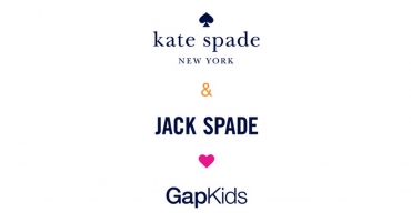 GapKids Debuts kate spade new york and Jack Spade Collection