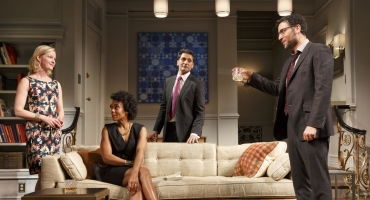 BWW TV: Watch Highlights from DISGRACED on Broadway; Opens This Thursday!