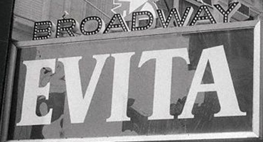 THEATRICAL THROWBACK THURSDAY: EVITA's 35th Broadway Birthday