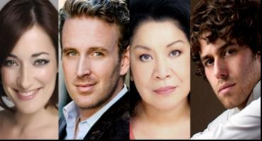 Exclusive: Laura Michelle Kelly, Ben Davis, Loretta Ables Sayre & Josh Young to Lead SOUTH PACIFIC at the MUNY; Runs 7/8-14