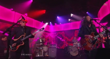 VIDEO: The New Basement Tapes Perform on JIMMY KIMMEL LIVE