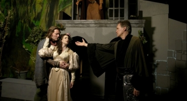 Photo Flash: First Look at Two Operatic Musicals at TNC - RAPPACCINI'S DAUGHTER and OUT THE WINDOW