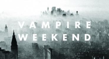 VAMPIRE WEEKEND Tops Chart with Second No. 1 Album