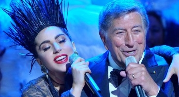 New Photos Of Lady Gaga & Tony Bennett PBS Special, CHEEK TO CHEEK LIVE!