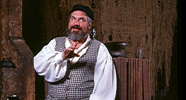 Photo Flash: Sneak Peek at Douglas E. Stark and More in Beef & Boards' FIDDLER ON THE ROOF
