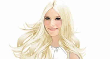 Gwyneth Paltrow Collabs with Blo Blow Dry Bar