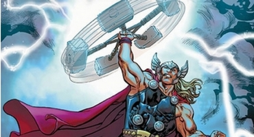 Marvel Comics & Wizard World Share 'God of Thunder #25' Exclusive Cover by Tom Raney at Nashville Comic Con