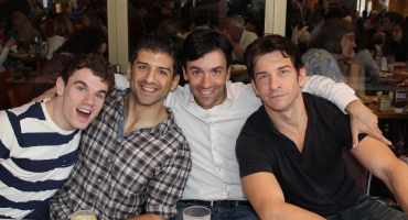 Photo Coverage: 2014 Broadway Cares / Equity Fights AIDS Flea Market Celebs - Part 2!