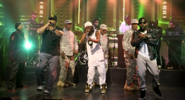 VIDEO: Legendary Rap Group Public Enemy Perform on TONIGHT SHOW
