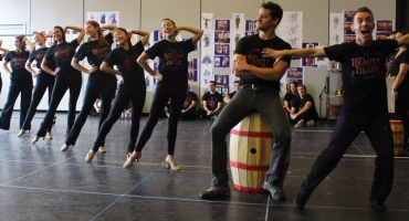 Photo Coverage: Be Their Guest! Meet the Company of BEAUTY AND THE BEAST International Tour
