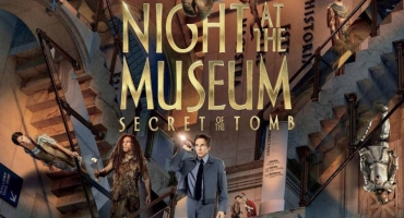 PHOTO: First Look - New Poster Art for NIGHT AT THE MUSEUM: SECRET OF THE TOMB
