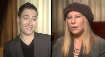 BWW TV Exclusive: CHEWING THE SCENERY- Randy Sits Down with Barbra Streisand