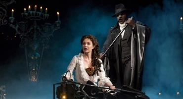 New Video Of Norm Lewis & Sierra Boggess Performing 'The Phantom Of The Opera'