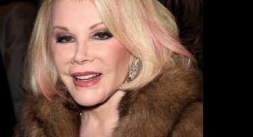 UPDATE: Joan Rivers Stops Breathing During Throat Surgery; Currently in Stable Condition