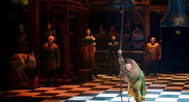 Michael Arden, Patrick Page, Ciara Renee and More to Return in THE HUNCHBACK OF NOTRE DAME at Paper Mill This Spring; Full Cast Announced!