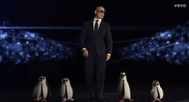 VIDEO: First Look - Music Video for Pitbull's 'Celebrate' from PENGUINS OF MADAGASCAR