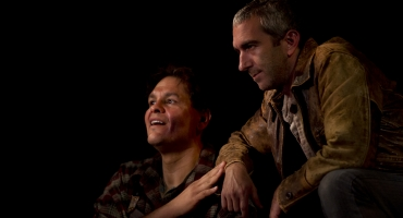 Photo Flash: First Look at OF MICE AND MEN at The REP
