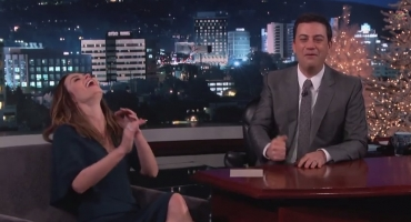 VIDEO: Watch Emily Blunt and John Krasinski Prank JIMMY KIMMEL