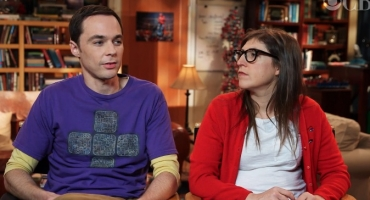 VIDEO: Sneak Peek - Jim Parsons on Tonight's NOW THAT'S FUNNY! ON SET WITH TV's HOTTEST COMEDIES on CBS