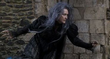 New INTO THE WOODS Production Photos Featuring Meryl Streep & Johnny Depp