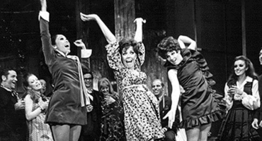 THEATRICAL THROWBACK THURSDAY: A Toast To The Terrific 'Turkey Lurkey Time' Times Three (And A Half)