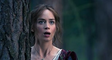 New 'Once Upon A Time' INTO THE WOODS Social Media Image