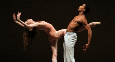 BWW Reviews: Wheeldon's AFTER THE RAIN Caps Day-Long SHINNYO LANTERN FLOATING FOR PEACE