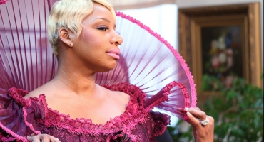 Exclusive Photo Coverage: NeNe Leakes Makes a Regal 'Madame' at CINDERELLA Costume Fitting!