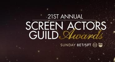 21st ANNUAL SCREEN ACTORS GUILD AWARDS; All the Winners!