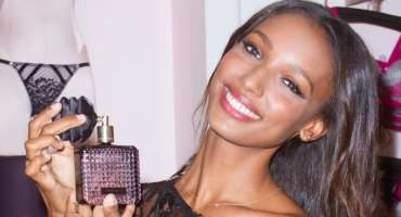 Victoria's Secret Angel Jasmine Tookes Debuts the New Scandalous Collection