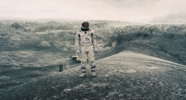 VIDEO: First Look - Matthew McConaughey in Two New INTERSTELLAR TV Spots