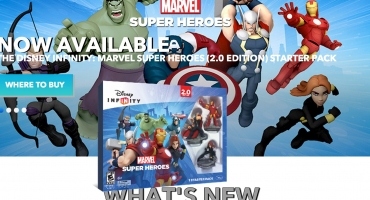 Disney Launching Infinity Version 2.0 -- Here Comes Marvel!