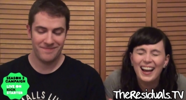 STAGE TUBE: THE RESIDUALS Thank KickStarter Supports with Personalized Eddie Cantor Jokes
