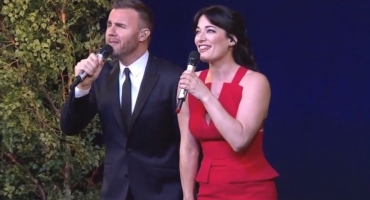 STAGE TUBE: Watch FINDING NEVERLAND Perform on ABC!