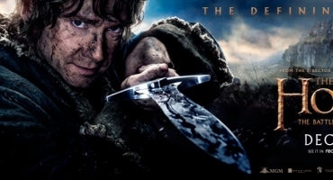 THE HOBBIT: BATTLE OF THE FIVE ARMIES Crosses $350 Million at Worldwide Box Office