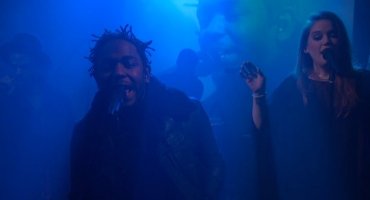 VIDEO: Kendrick Lamar World Premieres All-New Song on COLBERT